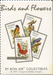 Birds - Birds & Flowers (of the United States) Factory Boxed  50 Card Set   - TvMovieCards.com