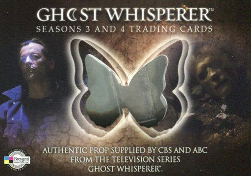 Ghost Whisperer Seasons 3 & 4 Transparent Mask Prop Card P6   - TvMovieCards.com