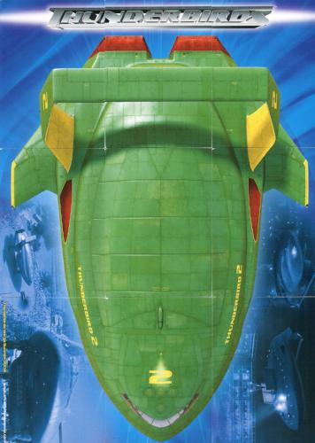 Thunderbirds Are Go! Movie Sun/Woolworths Promo Card Set 10 Cards   - TvMovieCards.com