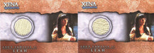 Xena Beauty and Brawn Lucy Lawless as Leah Costume Card Variants C8   - TvMovieCards.com
