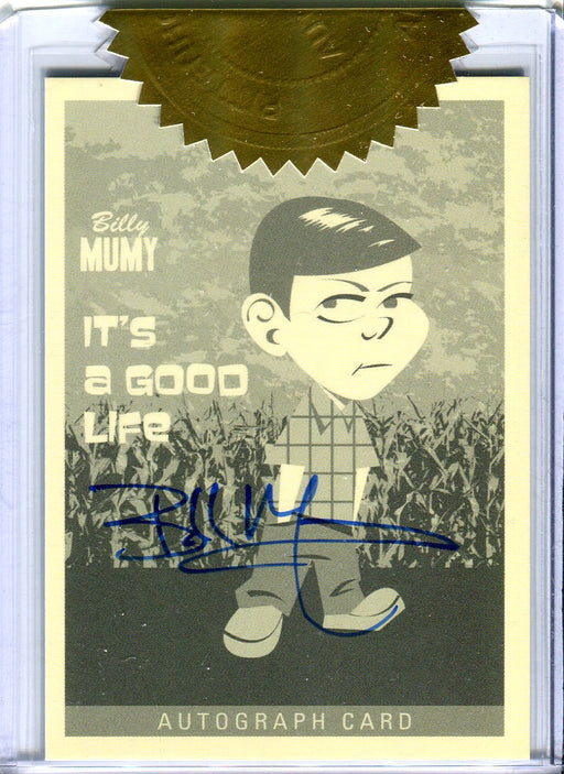 Twilight Zone Archives 2020 Edition Dealer Incentive Bill Mumy Autograph Card   - TvMovieCards.com