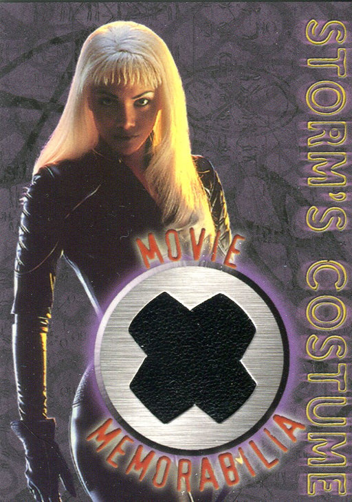 X-Men The Movie Storm's Costume Card Topps 2000   - TvMovieCards.com