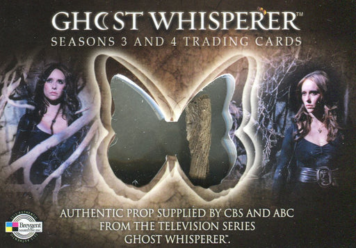 Ghost Whisperer Seasons 3 & 4 Vine Prop Card P5   - TvMovieCards.com