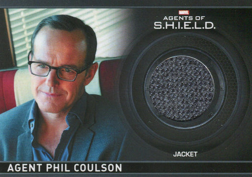 Agents of S.H.I.E.L.D. Season 1 Agent Phil Coulson Costume Card CC1   - TvMovieCards.com