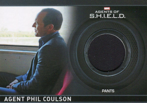 Agents of S.H.I.E.L.D. Season 1 Agent Phil Coulson Costume Card CC2   - TvMovieCards.com