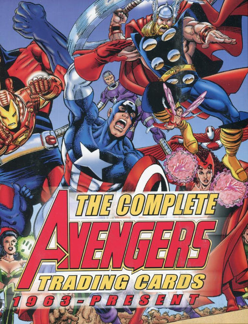 Avengers Complete 1963 to Present Collector Card Album   - TvMovieCards.com