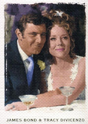 James Bond Dangerous Liaisons Art & Images of 007 Chase Card #6  342/375   - TvMovieCards.com