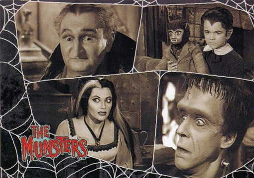 Munsters (2005) Promo Card P2   - TvMovieCards.com