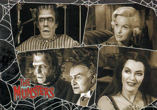 Munsters (2005) Promo Card P3   - TvMovieCards.com