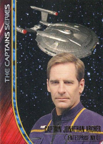 All Star Trek Chase Cards