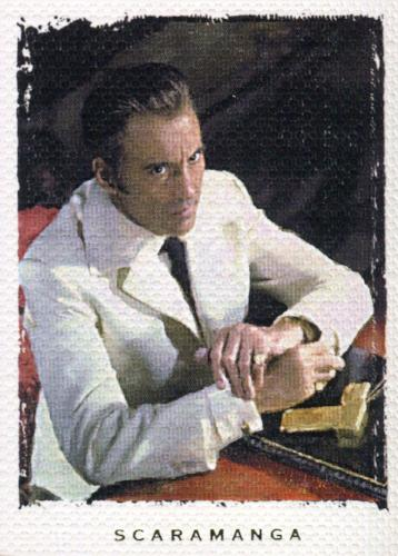 James Bond Dangerous Liaisons Art & Images of 007 Chase Card #9  130/375   - TvMovieCards.com
