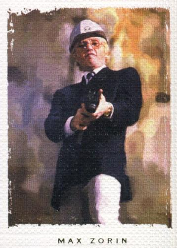 James Bond Dangerous Liaisons Art & Images of 007 Chase Card #14  264/375   - TvMovieCards.com