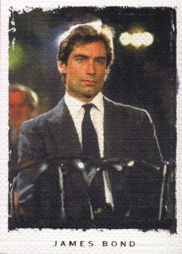James Bond Dangerous Liaisons Art & Images of 007 Chase Card #15  227/375   - TvMovieCards.com