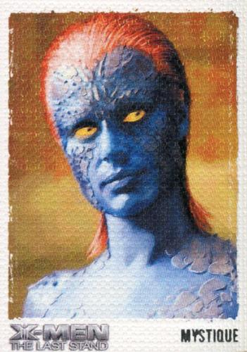X-Men: The Last Stand Movie Art & Images of the X-Men Chase Card ART6   - TvMovieCards.com