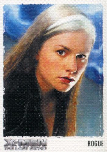 X-Men: The Last Stand Movie Art & Images of the X-Men Chase Card ART7   - TvMovieCards.com