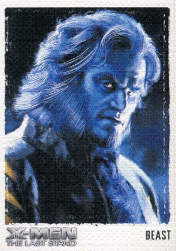 X-Men: The Last Stand Movie Art & Images of the X-Men Chase Card ART9   - TvMovieCards.com