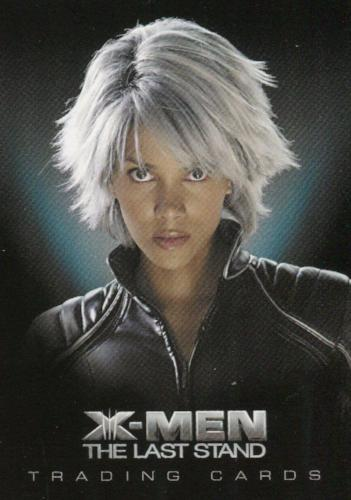 X-Men: The Last Stand Movie Promo Card P2   - TvMovieCards.com