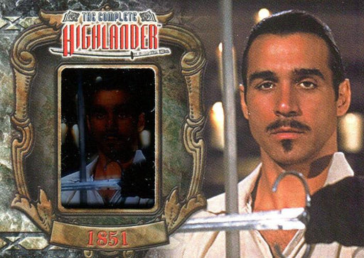 Highlander Complete The Wanderer Duncan MacLeod W5 Chase Card   - TvMovieCards.com