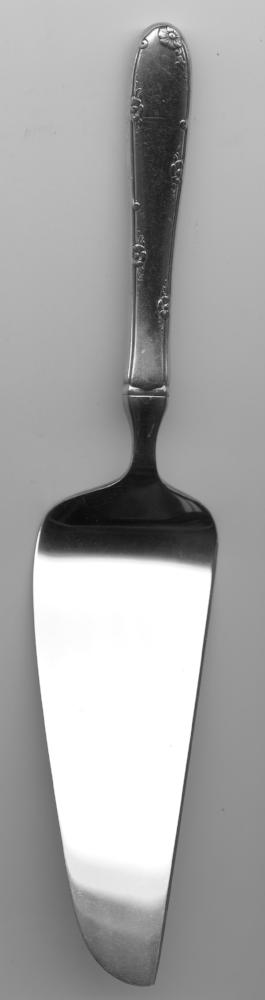 Madeira Cake Pie Server Sterling Silver Handle  10-1/2 Inch   - TvMovieCards.com