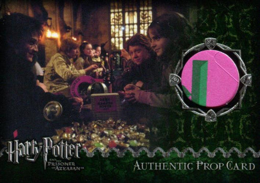 Harry Potter Prisoner Azkaban Honeydukes Candy Prop Card HP #61/75   - TvMovieCards.com