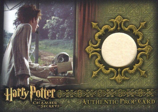 Harry Potter Chamber Secrets Letter from Hogwarts Prop Card HP Ci4 #41/64   - TvMovieCards.com