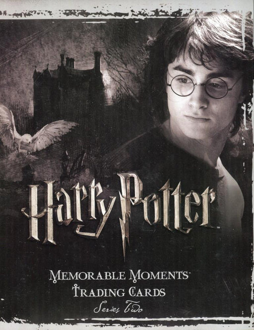 Harry Potter Memorable Moments Series Two Collector Card Album   - TvMovieCards.com