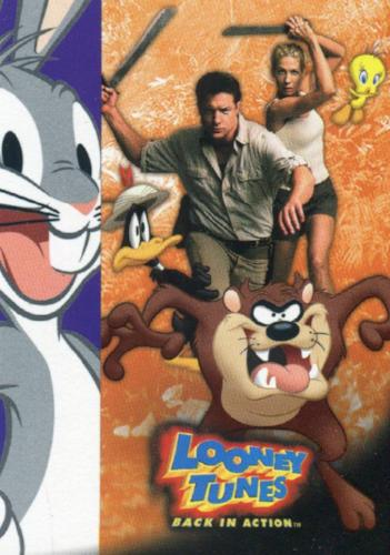 Looney Tunes Back In Action Movie Base Card Set 72 Cards   - TvMovieCards.com
