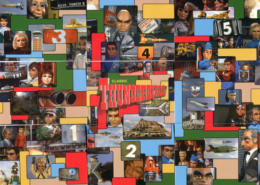 Thunderbirds Premium Series Two Limited Edition Preview Card Set 9 Cards   - TvMovieCards.com