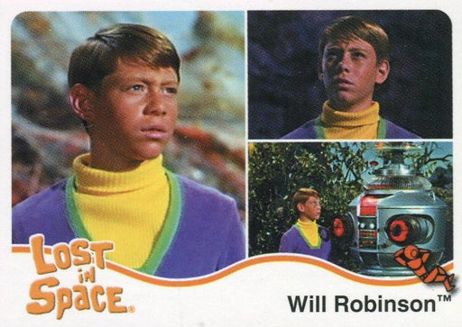Lost in Space The Complete Lost in Space Promo Card UK   - TvMovieCards.com