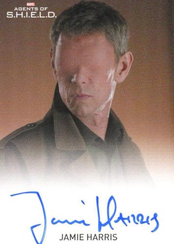 Agents of S.H.I.E.L.D. Season 2 Jamie Harris Autograph Card   - TvMovieCards.com