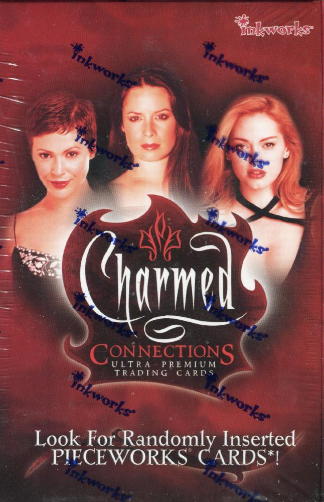 Charmed Connections Card Box Front