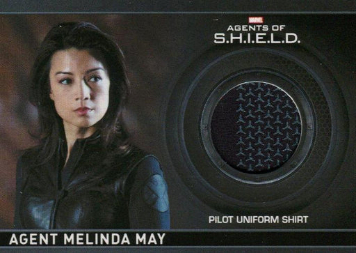 Agents of S.H.I.E.L.D. Season 1 Agent Melinda May Costume Card CC3   - TvMovieCards.com