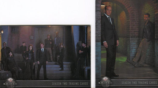 Agents of S.H.I.E.L.D. Season 2 Promo Card Set 2 Cards   - TvMovieCards.com