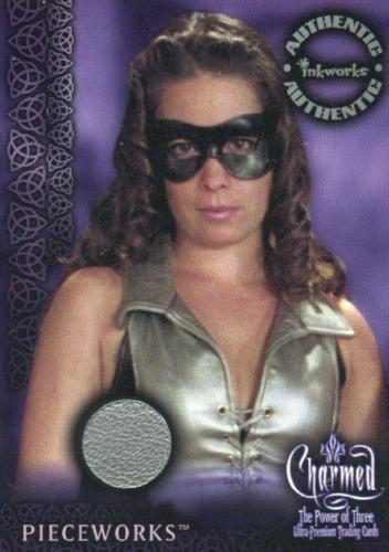 Charmed The Power of Three Piper Pieceworks Costume Card PW-3 Variant #2   - TvMovieCards.com