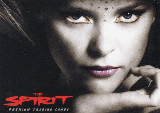 Spirit The Spirit Promo Card P-UK   - TvMovieCards.com