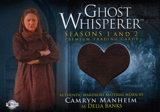 Ghost Whisperer Seasons 1 & 2 Camryn Manheim as Delia Banks Costume Card GC-18   - TvMovieCards.com