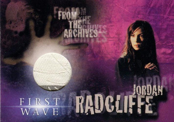 First Wave Traci Elizabeth Lords as Jordan Radcliffe Costume Card TLC2 Front
