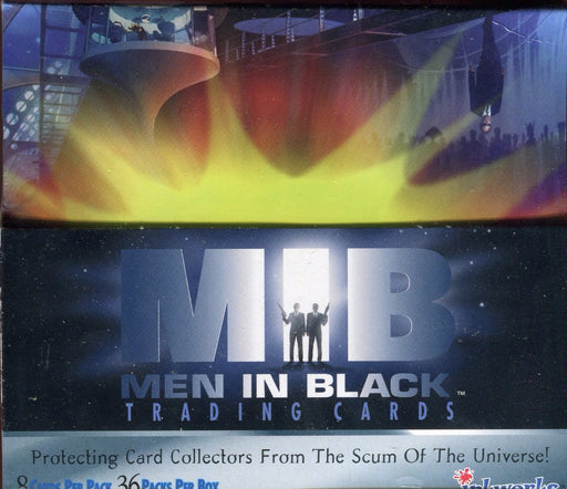 Men in Black Movie Card Box   - TvMovieCards.com
