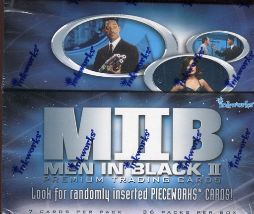 Men in Black II Movie Card Box   - TvMovieCards.com