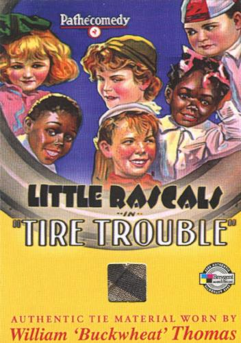 Classic Vintage Movie Posters 2 The Little Rascals Costume Card VB1 Breygent   - TvMovieCards.com