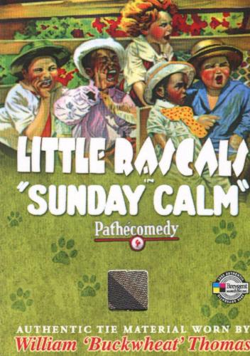 Classic Vintage Movie Posters 2 The Little Rascals Costume Card VB2 Breygent   - TvMovieCards.com