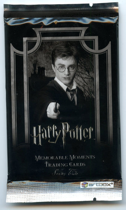 Harry Potter and the Chamber of Secrets Pack Lot 10 Sealed Hobby Packs