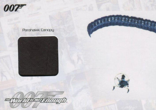 James Bond Archives 2014 Edition Parahawk Canopy Relic Card JBR29 #217/300   - TvMovieCards.com