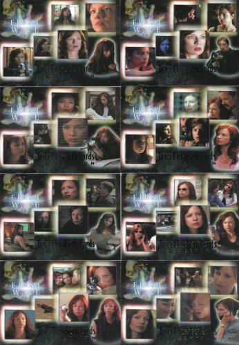 First Wave The Traci Elizabeth Lords Collection Card Set L1 thru L16   - TvMovieCards.com