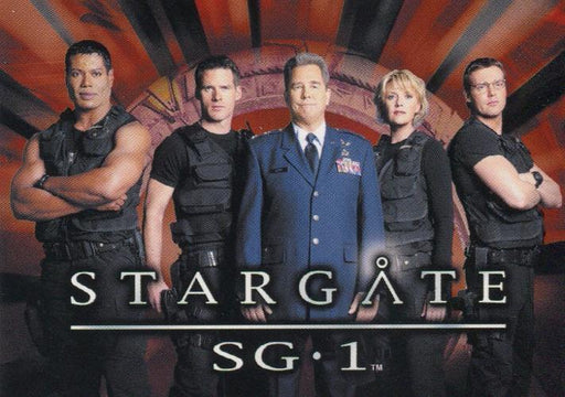 Stargate SG-1 Action Figures Promo Card DST06   - TvMovieCards.com