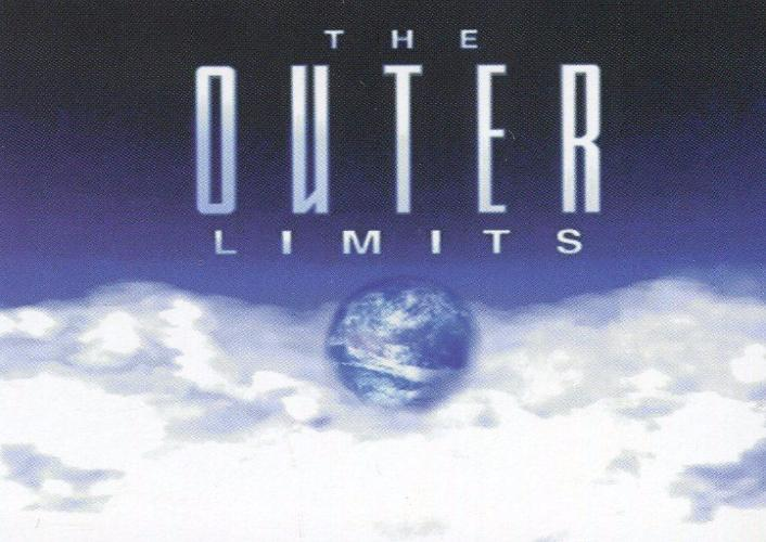 Outer Limits 2003 Promo Card P2 Front