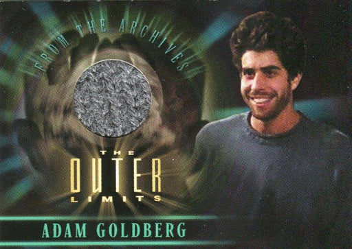 Outer Limits Sex, Cyborgs & Science Fiction Adam Goldberg Costume Card CC7   - TvMovieCards.com