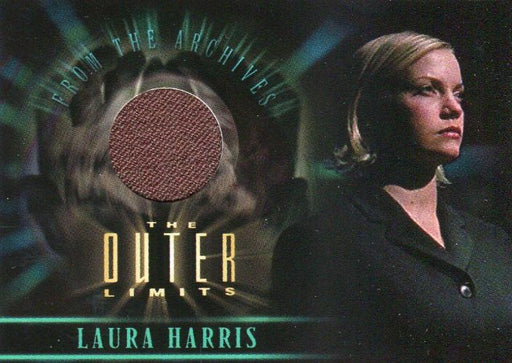 Outer Limits Sex, Cyborgs & Science Fiction Laura Harris Costume Card CC10   - TvMovieCards.com