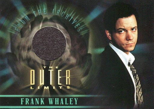 Outer Limits Sex, Cyborgs & Science Fiction Frank Whaler Costume Card CC6   - TvMovieCards.com
