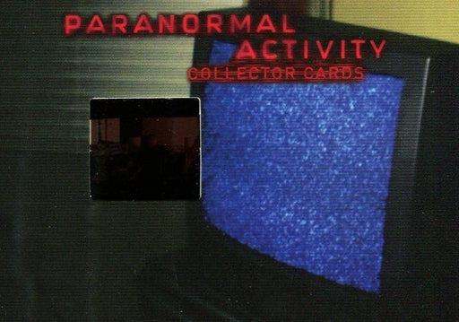Paranormal Activity Movie Film Cell Chase Card Cell 3   - TvMovieCards.com